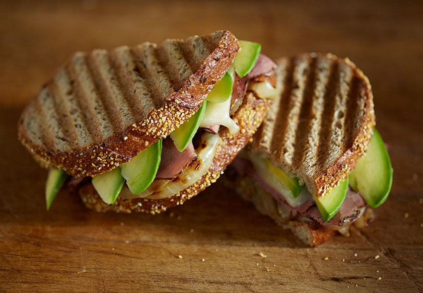 Pastrami Sandwich Recipe California Avocados